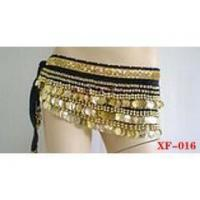Buy cheap Apparel professional belly dance hip scarf (XF-016) from wholesalers