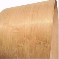 Buy cheap Wholesale Fashion Thin Bamboo Wood Veneer Sheets from wholesalers