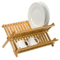 Buy cheap Bamboo Kitchen Drying Towel Rack with Nice Price product