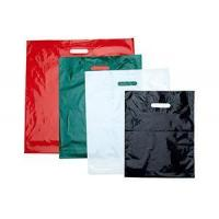 Buy cheap Patch Handle Plastic Merchandise Bags from wholesalers