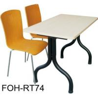 Middle school students dining table