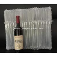 Buy cheap Inflatable air packing bag for three wine bottles from wholesalers