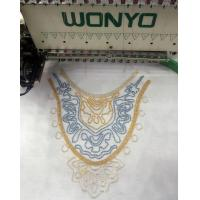 Buy cheap Single Head Custom Embroidery Machine for Bead Embroidery from wholesalers
