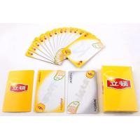 The promotion playing cards Manufactures