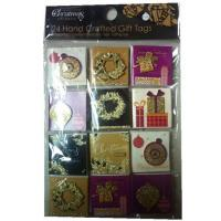 Wholesale hand crafted gift tags from china suppliers