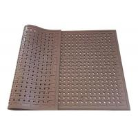 Dog-bone Drainage Rubber Mat Manufactures