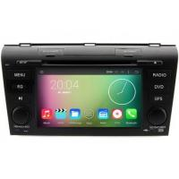 Buy cheap In-Dash Car Navigation Stereo Android 5.1 OS Navigation Radio Player For Mazda 3 from wholesalers