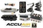 Buy cheap AccuAir eLevel System VU4 Manifold Air Ride Suspension Stage 4 from wholesalers