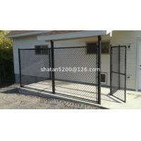 Copper chain link fence/chain link fencing/chain link wire mesh