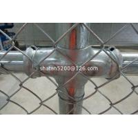 Buy cheap Hot sale PVC coated chain link fence accessories, chain link fence from wholesalers