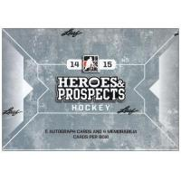 Wholesale 2014-15 Leaf ITG Heroes And Prospects Hockey Hobby Box from china suppliers