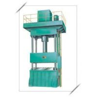 Buy cheap Press YQ27 Single Action Hydraulic Stamping Press from wholesalers