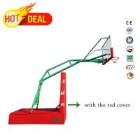 Buy cheap Portable basketball stand backboard used basketball hoops for sale from wholesalers