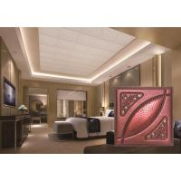 Wholesale PU Faux Leather Ceiling Tiles from china suppliers