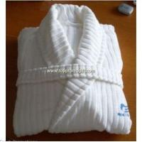 Buy cheap Custom Embroidered Bathrobes from wholesalers