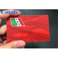Buy cheap PVC cards with MIFARE chips from wholesalers