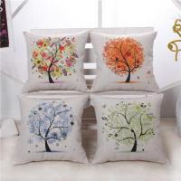China Tree Printing Chair Covers on sale