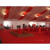 Buy cheap Activity/Ritual/Ceremony Tent etiquette celebration tent from wholesalers