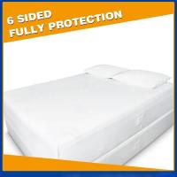 Buy cheap Waterproof Bed Bug Mattress Cover from wholesalers