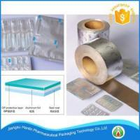 Buy cheap Alloy 8011 backed ptp aluminium foil for pharmaceutical packaging from wholesalers