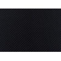 Buy cheap Black Printed Corduroy Fabric For Upholstery , 40*40 And 77*177 from wholesalers