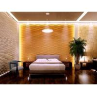 Wholesale Newest Design Paintable 3D Wall Art Murals 3D Wall Panels for Living Room from china suppliers