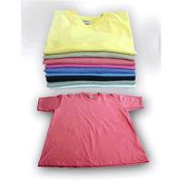 Buy cheap OEM Cheap cotton and polyester dffereent colors promo tshirts/T shirts UP-AS006 from wholesalers