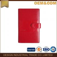 Buy cheap Genuine Leather Trifold ID Card Holder Wallet for Women from wholesalers