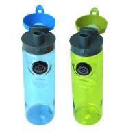 700ml Sport Water Bottle With Built In Compass Manufactures