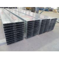 C Steel Section For Structural Steel Beams Buildings Manufactures