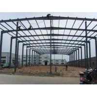 Buy cheap Steel Section Frames For Prefabricated Steel Structure Building Materials from wholesalers