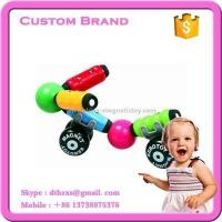 Buy cheap 53PCS Environment Friendly Magnetic Ball Rod Toys from wholesalers