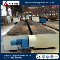 Buy cheap CNC plate Beveling machine from wholesalers