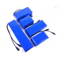 Buy cheap 12v rechargeable Lithium Ion battery with high capacity from wholesalers