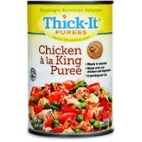 Buy cheap Purees Chicken  la King Puree from wholesalers
