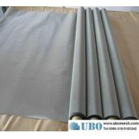 Buy cheap Dutch Weave Stainless steel wire mesh from wholesalers