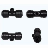 Wholesale TY294 Food Grade Material Low Pressure Water Mist Nozzle Connector Pushing In Fitting from china suppliers