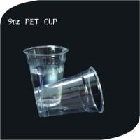 Buy cheap Coffee Supplies 【Name】Disposable pet cup 9oz from wholesalers