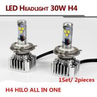 H4 headlight cree30W3000lm automotive lamp headlight automobile LED lamp(Latest-DH4) Manufactures