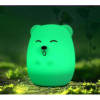 Gifts Silicone Night Light