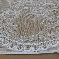 Buy cheap Non-Stretch Lace Fabric Nylon Crochet Lace Fabric(R3296) from wholesalers