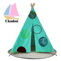 Buy cheap Children Play Teepee Tent Indoor Happy Kids Teepee from wholesalers
