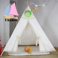 Buy cheap Cotton Canvas Teepee Durable Children Outdoor Teepee Tent from wholesalers