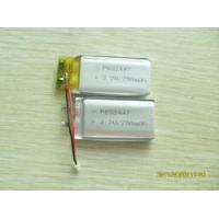 Buy cheap 682447p 750mah Rechargeable Polymer Lithium Battery from wholesalers