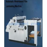 AUTOMATIC WATERBASED FOLDER GLUER Manufactures