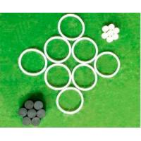 NC V-CUT series Rubber ring rubber particles Manufactures