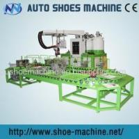 Buy cheap Manufacturing PU shoe making machine price from wholesalers