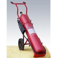 Buy cheap MTT24 Cart type CO2 Fire Extinguishers from wholesalers
