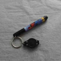 Buy cheap Marker Pen with Invisible Ink and UV Light Ideal for Promotional Purposes cellphone charm from wholesalers