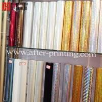 Buy cheap Different Design Holographic Stamping Foil for Paper/Paperboard from wholesalers
